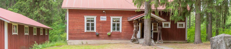 Kotiseutumuseo 20.7.2019; Kuva: Aarne Hagman
